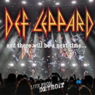 And There Will Be A Next Time ...  - Leppard Def [DVD]